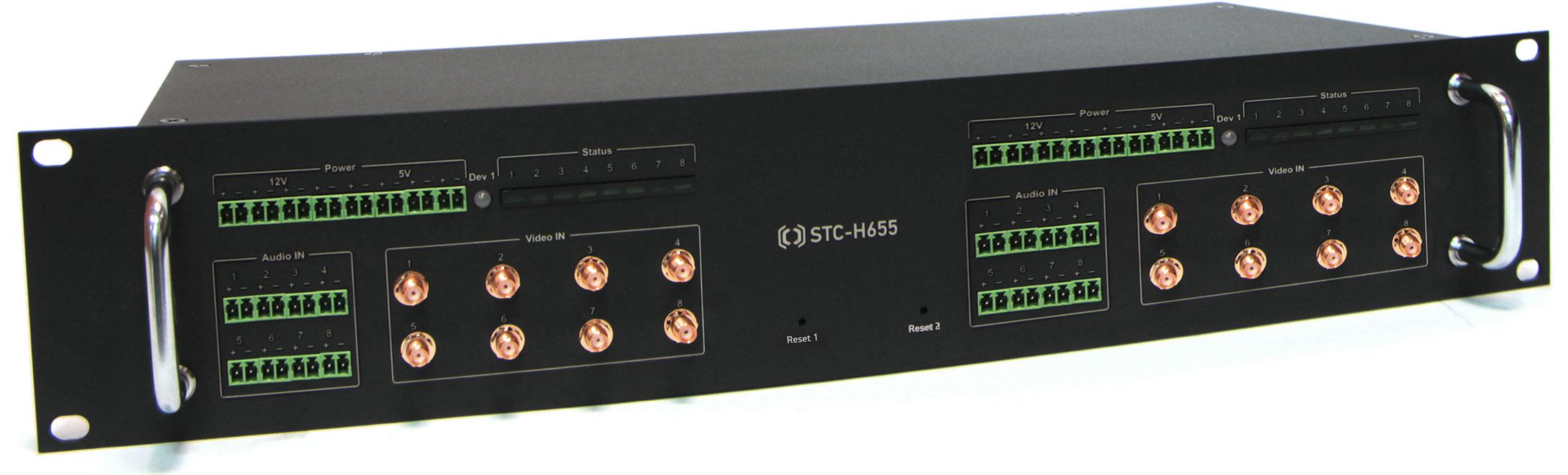 Многоканальный аудиовидеорегистратор STC-H655 16 каналов